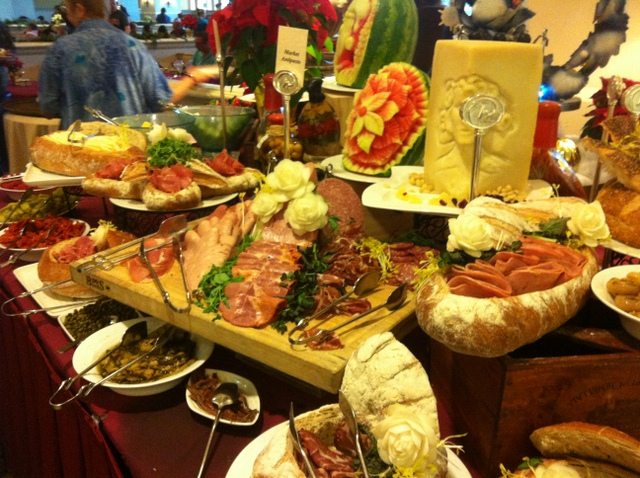 Brunch Buffet In Miami Beach